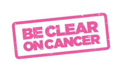 Be clear on cancer pink